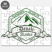 Denali National Park, Alaska Puzzle
