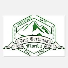 Dry Tortugas National Park, Florida Postcards (Pac