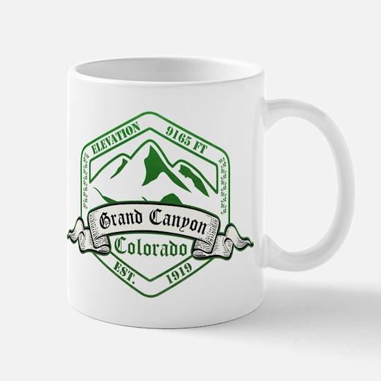Grand Canyon National Park, Colorado Mugs