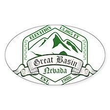 Great Basin National Park, Nevada Decal