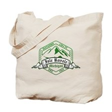 Isle Royale National Park, Michigan Tote Bag