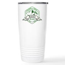 Katmai National Park, Alaska Travel Mug