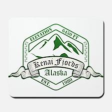 Kenai Fjords National Park, Alaska Mousepad