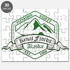 Kenai Fjords National Park, Alaska Puzzle
