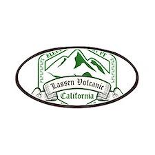 Lassen Volcanic National Park, California Patches