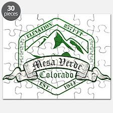 Mesa Verde National Park, Colorado Puzzle