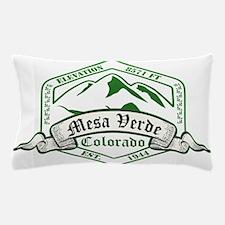 Mesa Verde National Park, Colorado Pillow Case