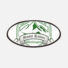 Mount Rainier National Park, Washington Patches