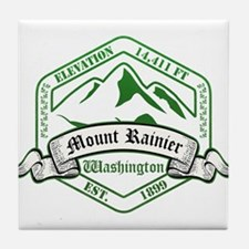 Mount Rainier National Park, Washington Tile Coast