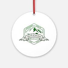 North Cascades National Park, Washington Ornament