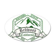RedWood National Park, California Wall Decal