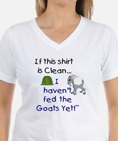 GOATS-If this Shirt is Clean Shirt