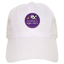 eggs and dairy Baseball Cap