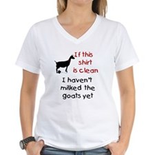 GOAT-Clean Shirt Haven't Milk Shirt