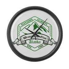 Wrangell–St. Elias National Park, Alaska Large Wal