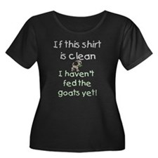 GOATS-Clean Shirt haven't fed T