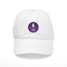 I'm allergic to soy Baseball Cap