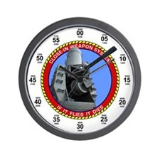 CIWS Close-In Weapon System Wall Clock