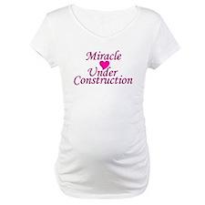 Miracle Under Construction Shirt
