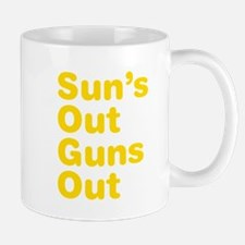 Suns Out Guns Out Mugs