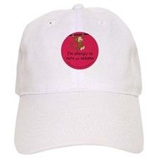 Nuts and sesame-allergy alert Baseball Cap