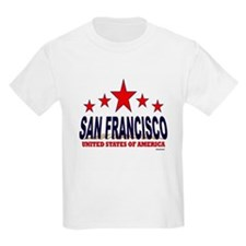 San Francisco U.S.A. T-Shirt