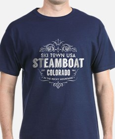 Steamboat Victorian T-Shirt