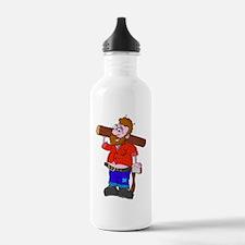 Lumberjack Ned Water Bottle