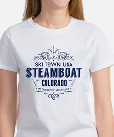 Steamboat Victorian Women's T-Shirt