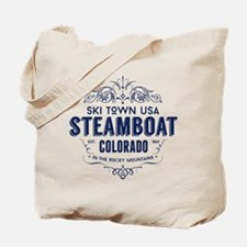 Steamboat Victorian Tote Bag