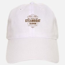 Steamboat Victorian Baseball Baseball Cap