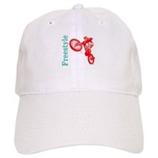 Freestyle Bike Baseball Baseball Cap