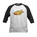 Space Travel Kids Baseball Jersey