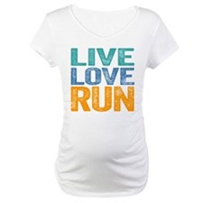 Live Love Run Shirt