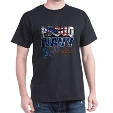 ProudNavyGrandpa T-Shirt