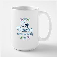 Tap Dancing Happy Mug