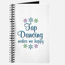 Tap Dancing Happy Journal