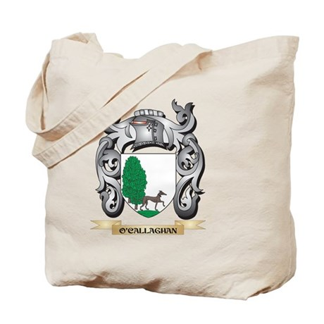 O'Callaghan Coat of Arms - Family Cre Tote Bag