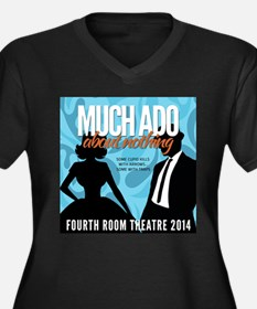 Much Ado About Nothing Plus Size T-Shirt