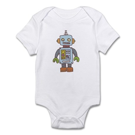 Robot Infant Bodysuit