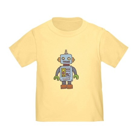Robot Toddler T-Shirt