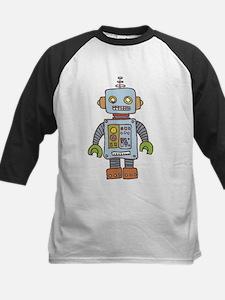 Robot Kids Baseball Jersey