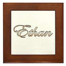 Ethan Framed Tile