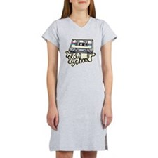 Old School Women's Nightshirt