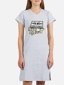 Old School Women's Nightshirt