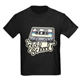 Old school Kids T-shirts (Dark)