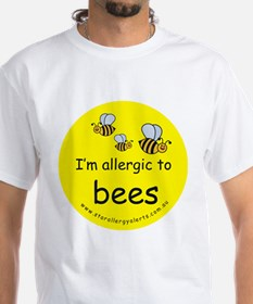 I'm allergic to bees Shirt