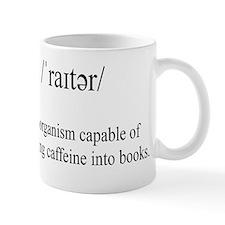 WRITER Small Mug