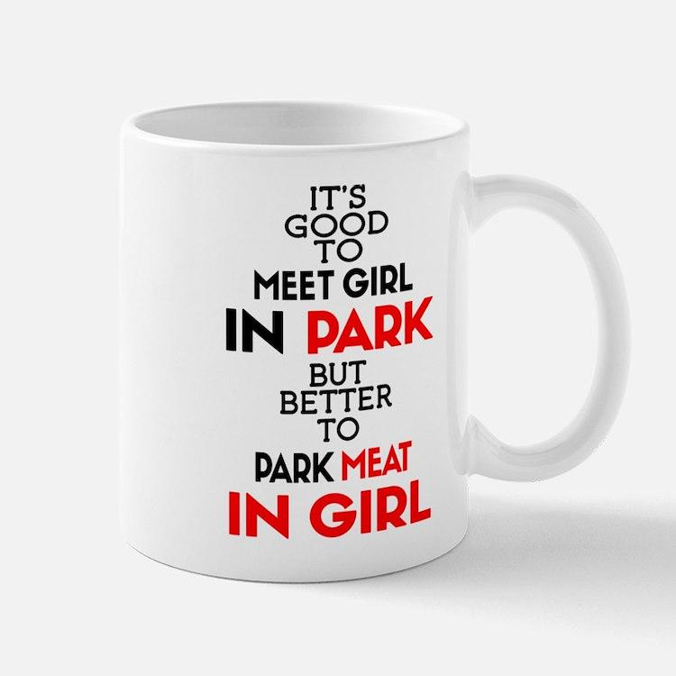 Meet Girls Mugs