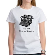 Author Extraordinaire Tee